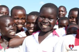 Drop in the Bucket Uganda water well Koboko Busia Primary School 19