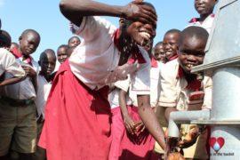 Drop in the Bucket Uganda water well Koboko Busia Primary School 26