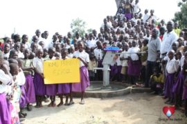 Drop in the Bucket Uganda water well Koboko Kimu Primary School 08