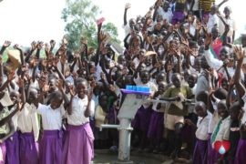 Drop in the Bucket Uganda water well Koboko Kimu Primary School 10