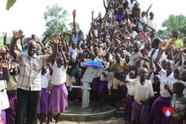 Drop in the Bucket Uganda water well Koboko Kimu Primary School 11
