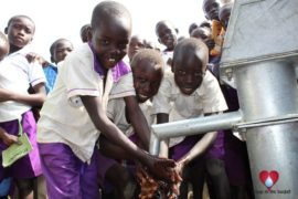 Drop in the Bucket Uganda water well Koboko Kimu Primary School 14