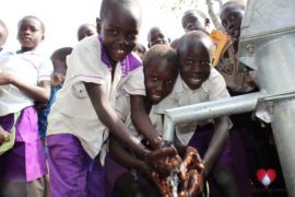 Drop in the Bucket Uganda water well Koboko Kimu Primary School 16