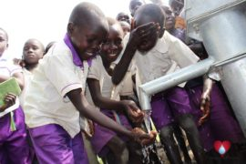 Drop in the Bucket Uganda water well Koboko Kimu Primary School 18