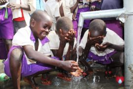 Drop in the Bucket Uganda water well Koboko Kimu Primary School 22
