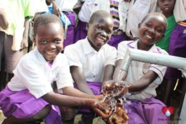 Drop in the Bucket Uganda water well Koboko Kimu Primary School 25