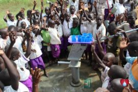 Drop in the Bucket Uganda water well Koboko Kimu Primary School 34