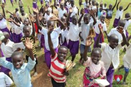 Drop in the Bucket Uganda water well Koboko Kimu Primary School 39