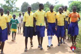 Drop in the Bucket Uganda water well Koboko Lobule Primary School 04