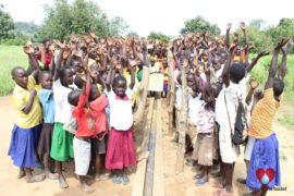 Drop in the Bucket Uganda water well Koboko Lobule Primary School 11