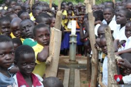 Drop in the Bucket Uganda water well Koboko Lobule Primary School 14