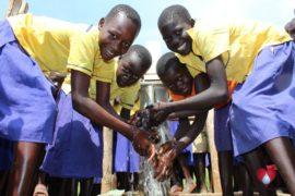 Drop in the Bucket Uganda water well Koboko Lobule Primary School 17