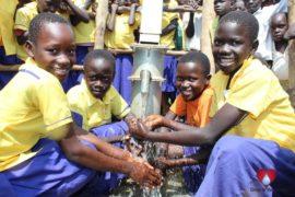Drop in the Bucket Uganda water well Koboko Lobule Primary School 24
