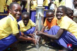 Drop in the Bucket Uganda water well Koboko Lobule Primary School 25