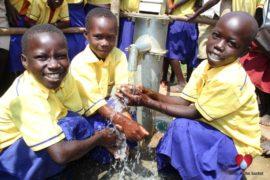 Drop in the Bucket Uganda water well Koboko Lobule Primary School 26