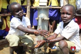 Drop in the Bucket Uganda water well Koboko Lobule Primary School 33