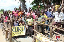 Drop in the Bucket Uganda water wells Kuku Village Koboko16