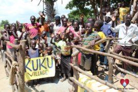 Drop in the Bucket Uganda water wells Kuku Village Koboko17