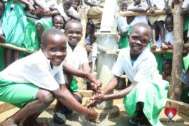 Drop in the Bucket Uganda water wells Padrombu Primary School06
