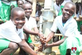 Drop in the Bucket Uganda water wells Padrombu Primary School07