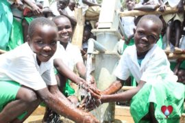 Drop in the Bucket Uganda water wells Padrombu Primary School08