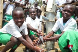 Drop in the Bucket Uganda water wells Padrombu Primary School10