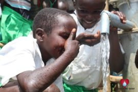 Drop in the Bucket Uganda water wells Padrombu Primary School11