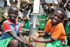 Drop in the Bucket Uganda water wells Padrombu Primary School12