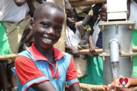 Drop in the Bucket Uganda water wells Padrombu Primary School14