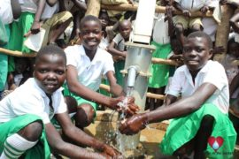 Drop in the Bucket Uganda water wells Padrombu Primary School17