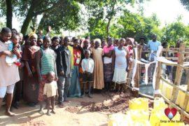 Drop in the Bucket Gulu Uganda water well Keyi B Health Center00