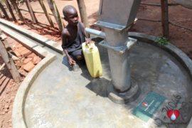 Drop in the Bucket Gulu Uganda water well Keyi B Health Center01