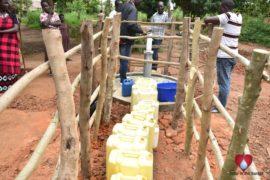 Drop in the Bucket Gulu Uganda water well Keyi B Health Center02