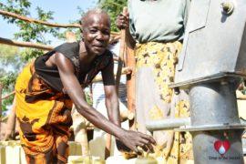 Drop in the Bucket Gulu Uganda water well Keyi B Health Center03