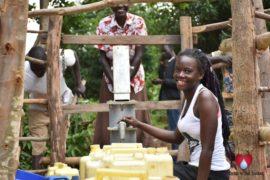 Drop in the Bucket Gulu Uganda water well Keyi B Health Center04