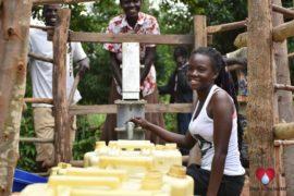 Drop in the Bucket Gulu Uganda water well Keyi B Health Center05