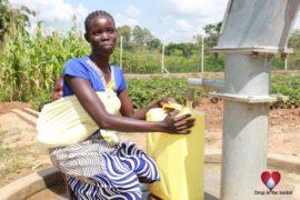 Drop in the Bucket Gulu Uganda water well Layibi Techno Health Center06