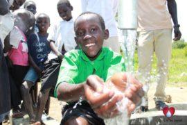 Drop in the Bucket Uganda water well Nyakalisho121