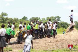 Drop in the Bucket Uganda water well Nyakalisho126