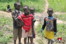 Drop in the Bucket Uganda water well Nyakalisho164