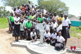 Drop in the Bucket Uganda water well Nyakalisho45