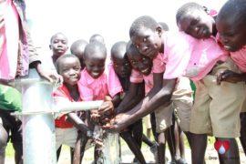 Drop in the Bucket water well Dricile Primary School Koboko Uganda109