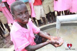 Drop in the Bucket water well Dricile Primary School Koboko Uganda41