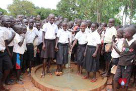 Drop in the Bucket water well Ogo Primary School Koboko Uganda111