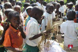 Drop in the Bucket Uganda water well Ginyako Primary School 02