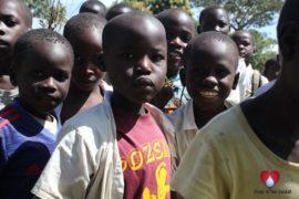 Drop in the Bucket Uganda water well Ginyako Primary School 06