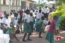 Drop in the Bucket Uganda water well Ginyako Primary School 09