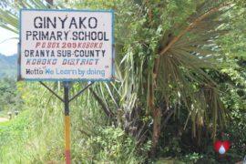 Drop in the Bucket Uganda water well Ginyako Primary School 12