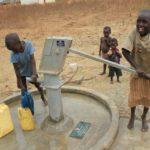 Drop in the Bucket Uganda water well Alim health center borehole09