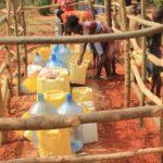 Drop in the Bucket Uganda water well Custom Corner Gulu00